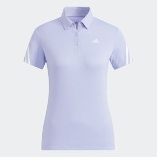 HEAT.RDY スリーストライプス半袖ボタンダウンシャツ
