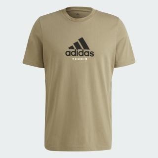 テニス グラフィック 半袖Tシャツ
