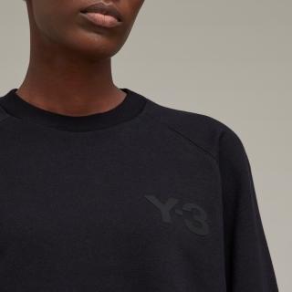 Y-3 Classic Logo Crew Sweatshirt
