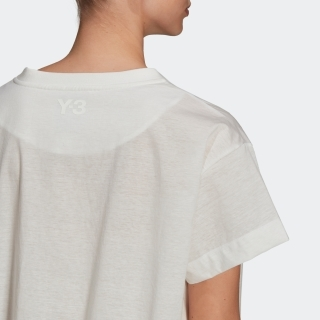 Y-3 Classic Jersey Short Sleeve Tee Dress