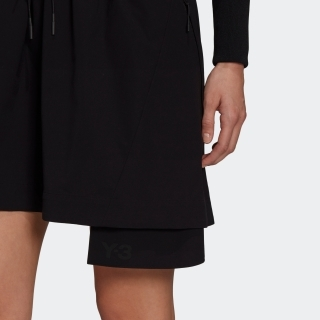 Y-3 CLASSIC LIGHT STRETCH WOVEN SHORTS