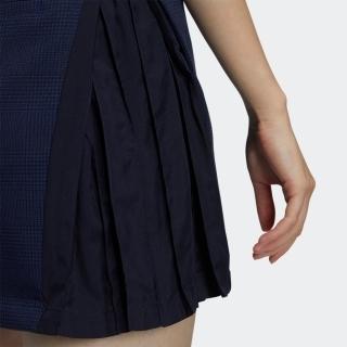 グレンチェック   サイドプリーツスカート