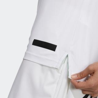 プライムグリーン ワーディングカラー 長袖モックネックシャツ