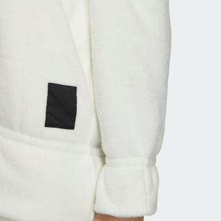 プライムグリーン フルジップ ストレッチフリースジャケット