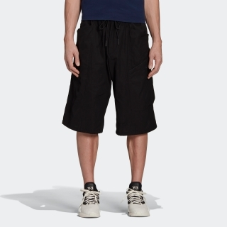 Y-3 CLASSIC LIGHT RIPSTOP UTILITY SHORTS