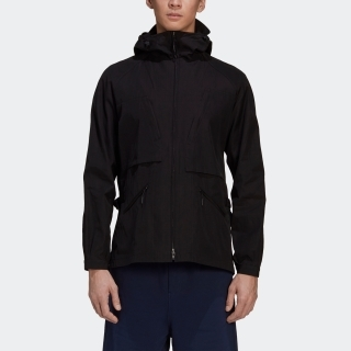 Y-3 CLASSIC LIGHT RIPSTOP HOODED WINDBREAKER