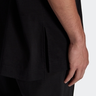 Y-3 CLASSIC PAPER JERSEY POCKET TEE