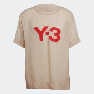 Y-3 CH3 Sanded Cupro Short Sleeve Tee