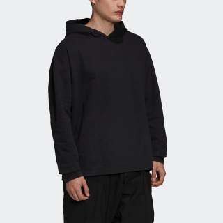 Y-3 CH3 Raw Terry Graphic Logo Hoodie