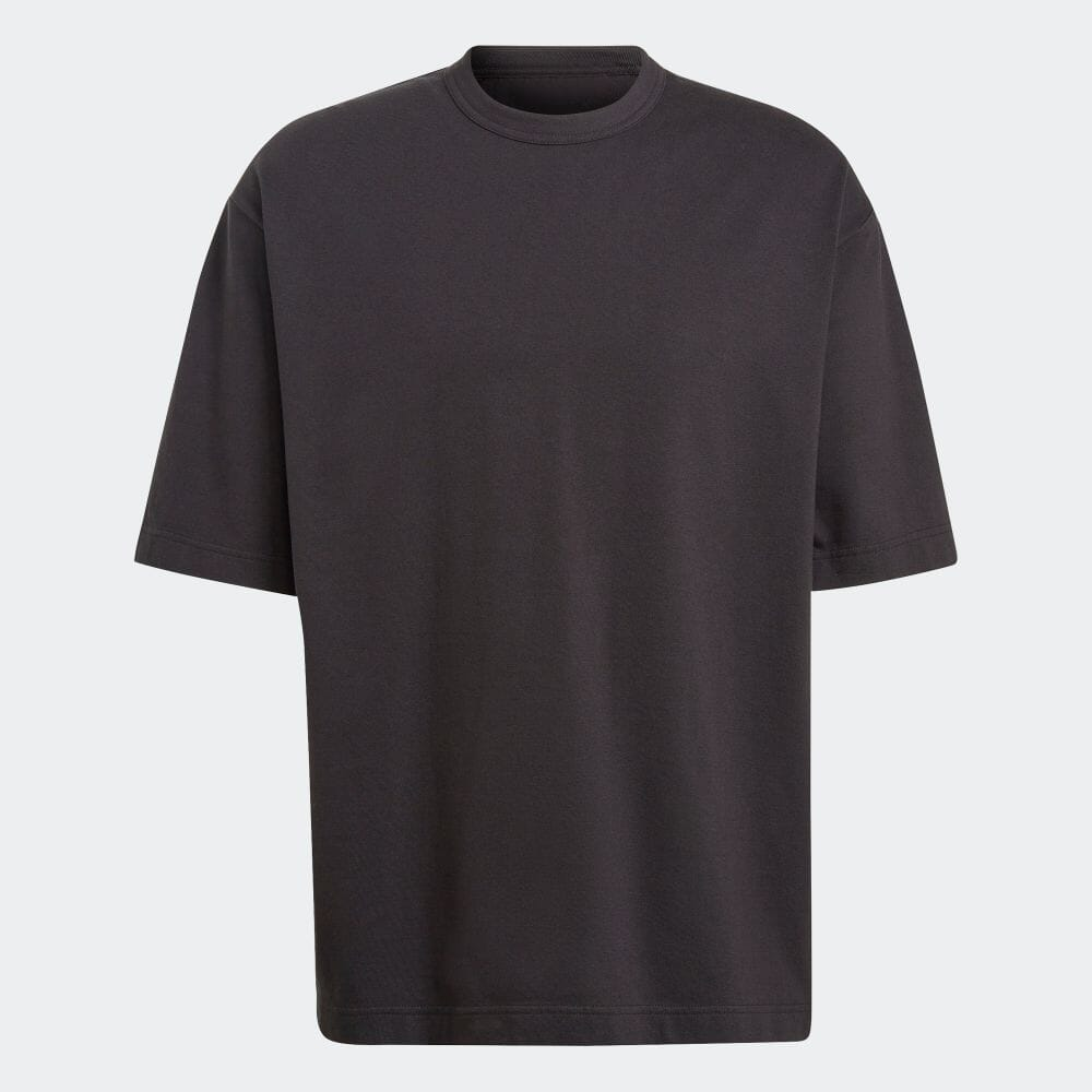 Y-3 CH3 Raw Jersey Graphic Short Sleeve Logo Tee