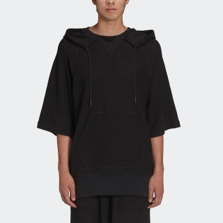Y-3 CH3 Chain Mesh Hooded Tee