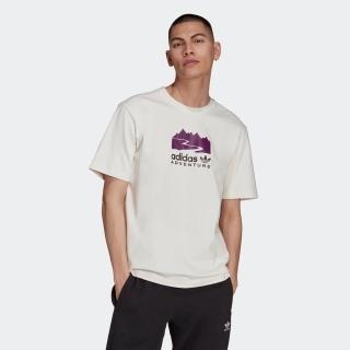 アディダス アドベンチャー ロゴ Tシャツ