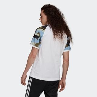 グラフィック カモ カリ 半袖Tシャツ