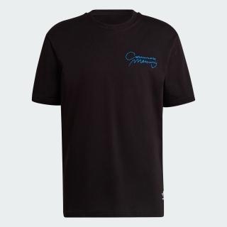 グラフィック コモン メモリー Tシャツ