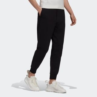 Y-3 3-STRIPES TERRY CUFFED PANTS