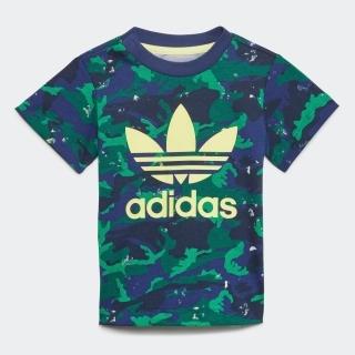 カモ ショーツ&Tシャツ セットアップ