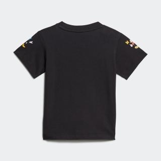 ディズニー ミッキー & フレンズ ショーツ&半袖Tシャツ セットアップ