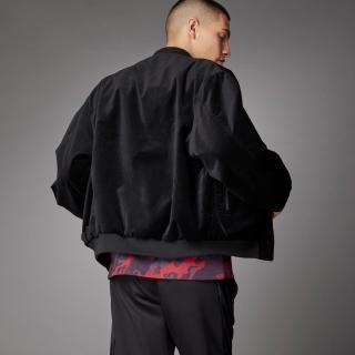 ベルベット ボンバージャケット / Velvet Bomber Jacket