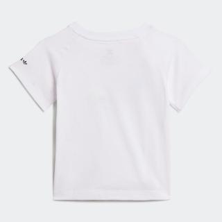 アディカラー ショーツ & Tシャツ セットアップ