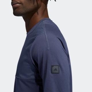 ADICROSS ファブリックミックス 長袖Tシャツ