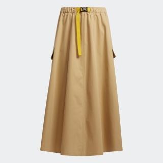 PRSVE ウーブン ロングスカート