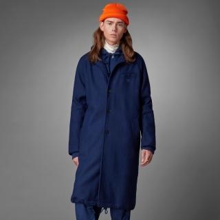 Blue Version ウールコート