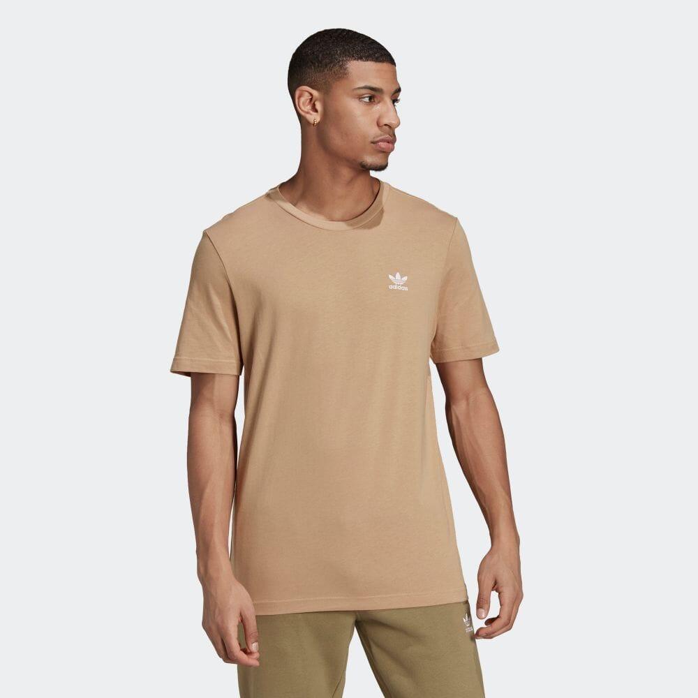 ラウンジウェア アディカラー エッセンシャルズ トレフォイル 半袖Tシャツ