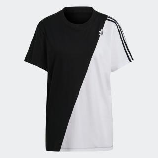 アディカラー スライスド トレフォイル ルーズ 半袖Tシャツ