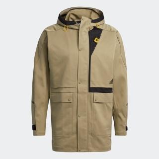 テック ウーブンパーカージャケット