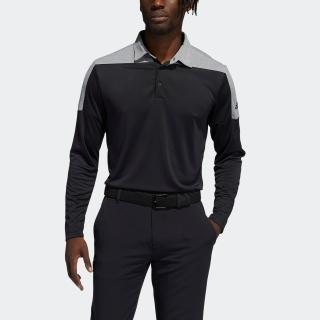 プライムグリーン カラーブロック 長袖シャツ