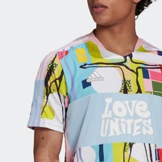 アディダス Love Unites ティロ ジャージー / adidas Love Unites Tiro Jersey