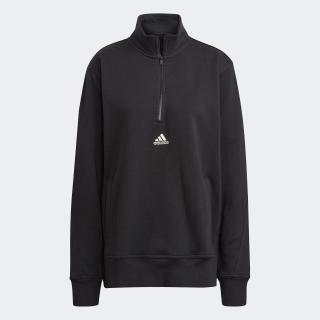 Terra Love ハーフジップ フレンチテリー スウェットシャツ / Terra Love Half-Zip French Terry Sweater