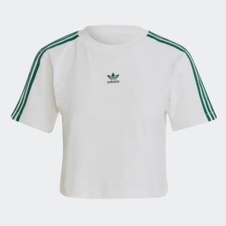 テニス リュクス クロップドTシャツ