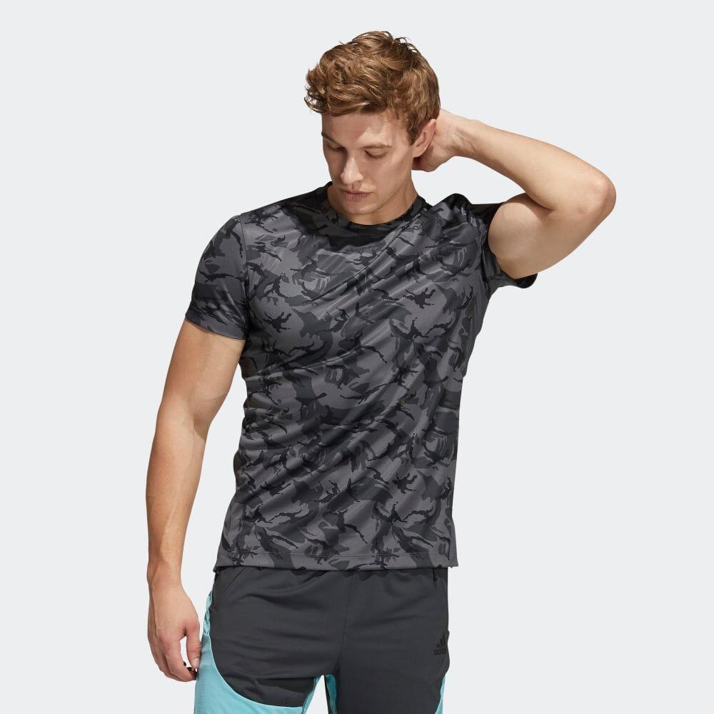 カモ 半袖デイリーTシャツ