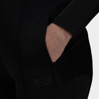 Y-3 CLASSIC SLIM FITTED TRACK PANTS