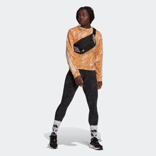 アディダス スポーツウェア フューチャー アイコン アニマルプリント スウェットシャツ