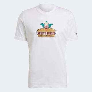 ザ・シンプソンズ クラスティバーガー Tシャツ