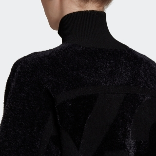 Y-3 CLASSIC KNIT FULL ZIP SWEATER