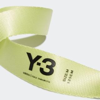 Y-3 CLASSIC LOGO BELT