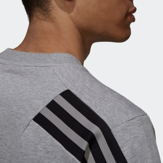 アディダス スポーツウェア フューチャー アイコン スリーストライプス スウェットシャツ