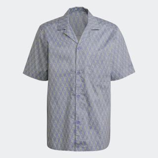 モノグラムシャツ