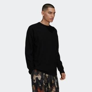 Y-3 Classic Merino Blend Knit Crew Sweater