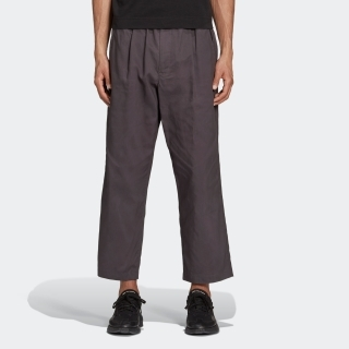 Y-3 WAXED RIPSTOP UTILITY PANTS