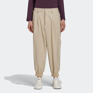 M CLASSIC REFINED WOOL CUFF PANTS