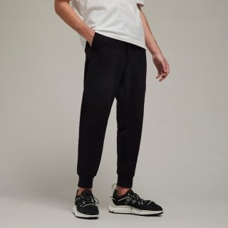 Y-3 CLASSIC DWR TERRY UTILITY PANTS