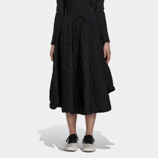 Y-3 CLOUD QUILTED SKIRT