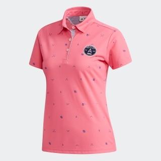 adicross マウンテンモノグラム 半袖シャツ