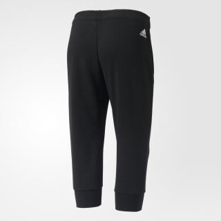 W adidas ESS リニア 3/4 パンツ